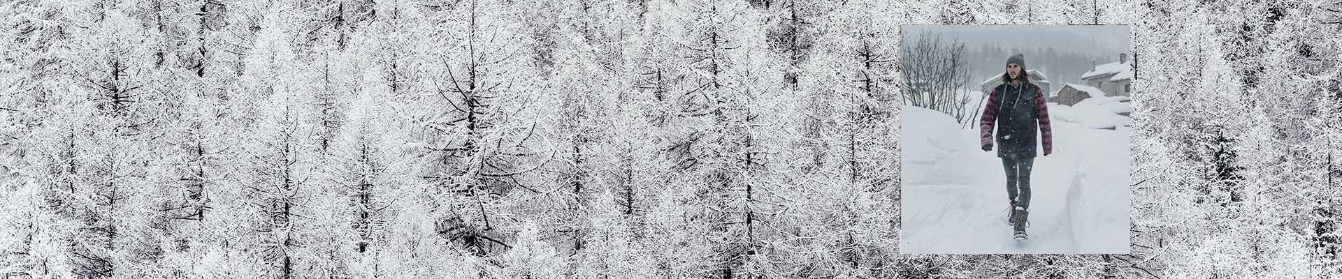 Bottes de neige